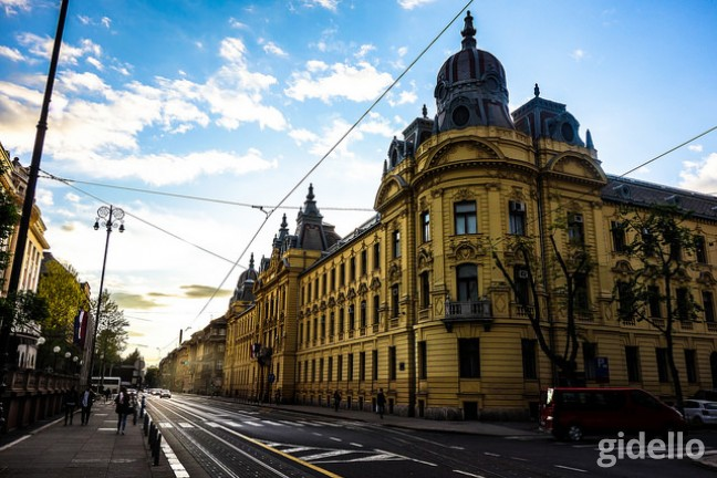 Haftasonu Zagreb: