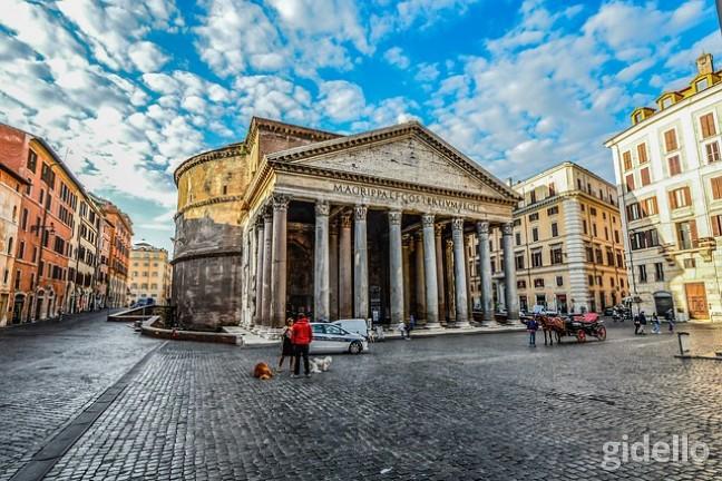 Roma'da 3 Gece: